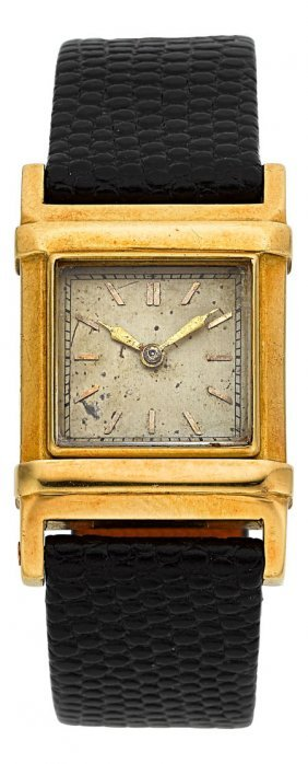 Omega Marine 18k Gold Early Diver Watch Case: 1