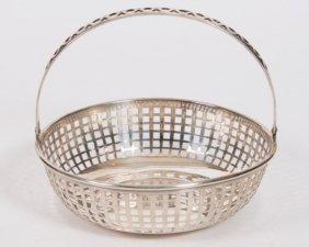 International Silver Co. Sterling Basket