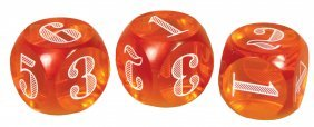 Set Of Catalin Ball Dice