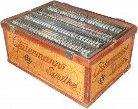 Giitermann's Sysilke Spool Cabinet