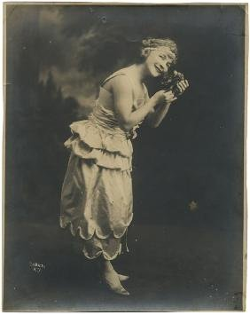 Portrait Of Talma (of Leroy, Talma And Bosco).