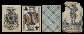 """J. Thoubboron """"Non Pareil"""" Playing Cards."""