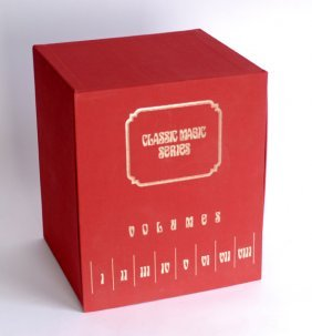 Albo's Classic Magic Series, Vols. 1-11, Each Volume