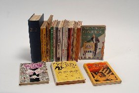 Group Of 31 British Books About Magic Tricks