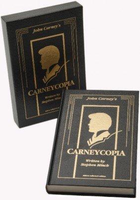 Minch, Stephen. Carneycopia. Tahoma, 1991. Leather