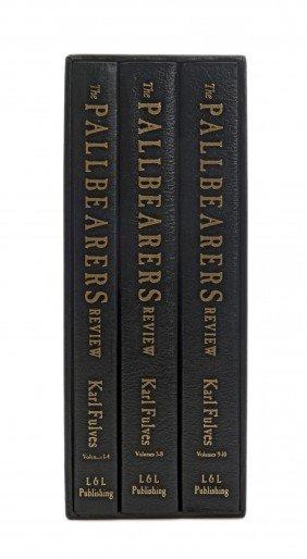 Pallbearers Review. Karl Fulves. Complete, De Lux
