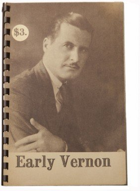 Ross, Faucett (ed). Early Vernon. Chicago, 1962.