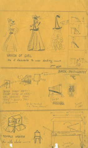 [Patents And Drawings] Archive Of Illusion Patents