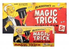 Blackstone, Harry. Blackstone's Own Magic Trick Bubble