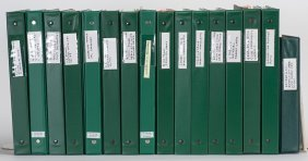 [reference] Massive File Of Binders On Gambling And