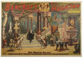 Bancroft, Frederick. Bancroft The Magician. The Magical