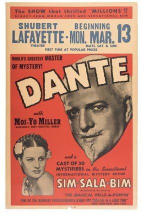 Dante (harry August Jansen).dante With Moi-yo Miller.