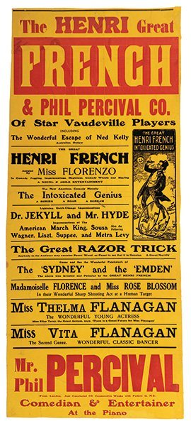 French, Henri. The Great Henri French & Phil Percival
