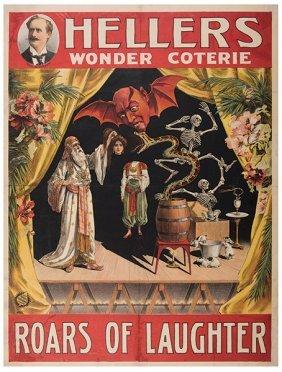 Heller, George Waldo. Heller's Wonder Coterie. Roars Of