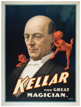 Kellar, Harry (heinrich Keller).kellar The Great