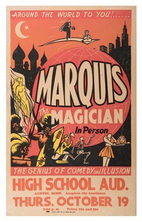 Marquis, George (george Marquis Kelly). Around The