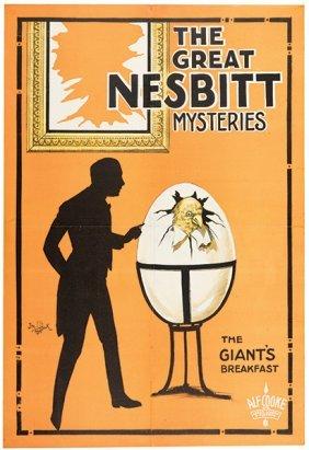 Nesbitt, Neil. The Great Nesbitt Mysteries. The Giant's