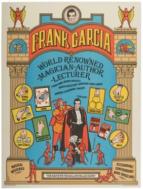 Garcia, Frank. Frank Garcia. World Renowned