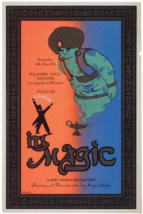 [it's Magic] It's Magic 1976. [los Angeles], Ca. 1976.