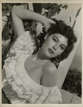 Ava Gardner Key-set Portraits From Show Boat