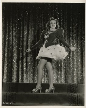 Judy Garland Photos From Ziegfeld Girl By CS Bull