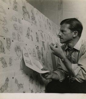 Lou Bunin Archive Of Stills - Alice In Wonderland, Etc