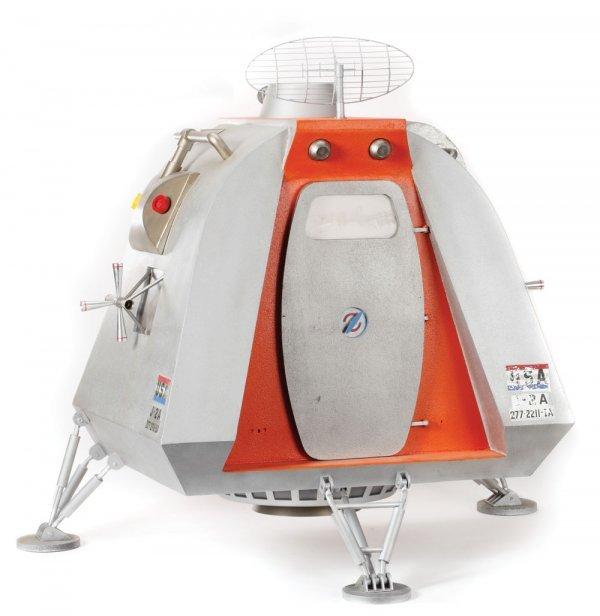 spacecraft pod - photo #46