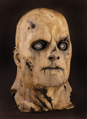 T 600 Terminator Salvation 1027: T-600 ENDO MASK FROM TERMINATOR 4: SALVATION