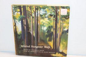 Mildred Nungester Wolfe Book, Signed