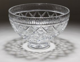 Waterford Crystal 'killeen' Footed Bowl