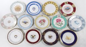 Woodmere China 'white House Dessert Collection' Plate