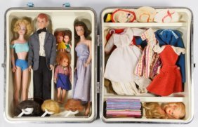 Mattel Barbie Family Doll And Clothes Assortment