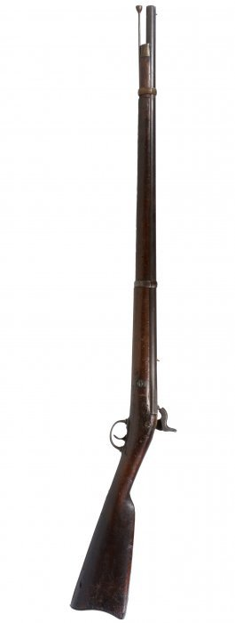 Us Springfield 1863 Type Ii Percussion Rifle / Musket
