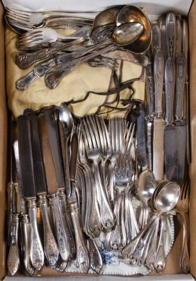 Rogers Bros 'old Colony' Silverplate Flatware