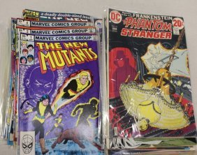 Dc & Marvel Comics