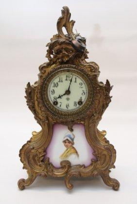 """Ansonia """"trianon"""" Clock"""