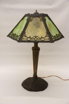 Victorian Table Light