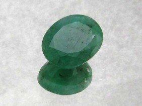 5 Ct. Natual Emerald Gemstone