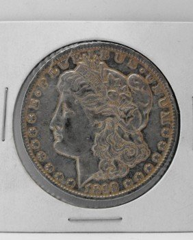 1892 Key Date Morgan Dollar