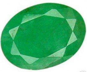 A 1 Ct. Emerald Gem