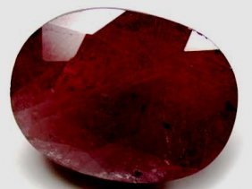 2.5 Ct. Natural Ruby Gem