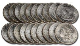 1904 O BU-UNC Morgan Silver Dollar Roll