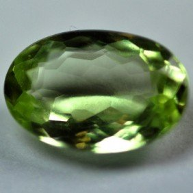 2.62Cts ~NATURAL GREEN SILIMINATE ~Flawless