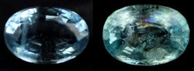 2.80   Rare Natural Acuamarine From Brazil ~