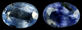 2.67   Cts~Natural UNHEAT SAPPHIRE Blue