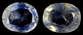 2.66  Cts~Natural UNHEAT SAPPHIRE Blue