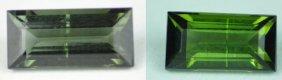 1.41 Cts~ Natural Hot  Green Tourmaline