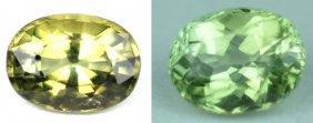 1.52 Cts~ Natural Hot  Green Tourmaline