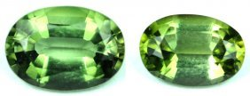 1.96 Cts~ Natural Hot  Green Tourmaline