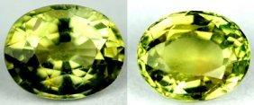 1.46 Cts~ Natural Hot Green Tourmaline